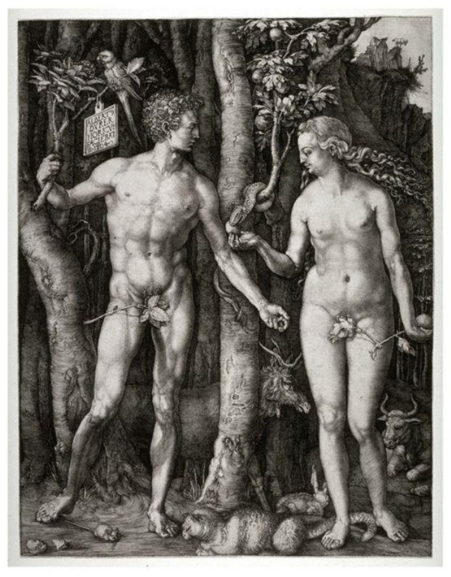 a adam and eve